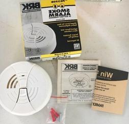 BRK FG250B 9V Battery Operated Smoke Alarm Detector