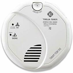 brk sc7010b hardwire combination smoke and carbon monoxide a