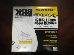 First Alert BRK SC7010BV Hardwired Smoke & Carbon Monoxide A
