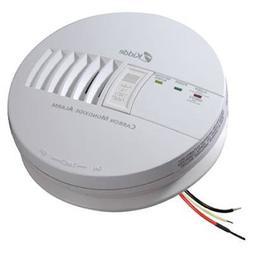 Kidde Carbon Monoxide Alarm, 120V Hardwired Interconnectable