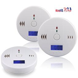 Carbon Monoxide And CO Detector Combo Alarm Sound Gas Sensor