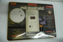 Kidde Carbon Monoxide Detector & Battery Operated Smoke Alar