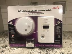 KIDDE Carbon Monoxide Detector Smoke Alarm Value Pack - Mode