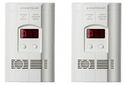 Kidde  Carbon Monoxide and Gas Alarm, AC/DC