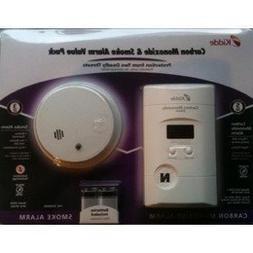 KIDDE Carbon Monoxide and Smoke Alarm Value Combination Comb