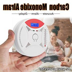 CO & Smoke Detector Combination Carbon Monoxide and Smoke Al