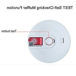 CO Carbon Monoxide & Smoke Detector Warning Alarm Wireless H