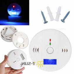 1PC Hot LCD CO Carbon Monoxide Poisoning Sensor Alarm Warnin
