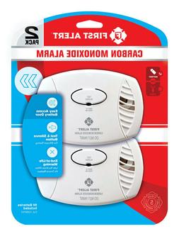 First Alert CO400CN2 Battery Powered Carbon Monoxide Alarm,