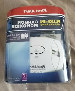 co605 plug carbon monoxide alarm