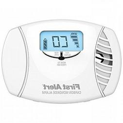 First Alert CO615 Plug-In Carbon Monoxide Alarm