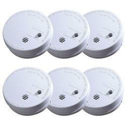 Kidde Code One Battery Operated Smoke Detector with Ionizati