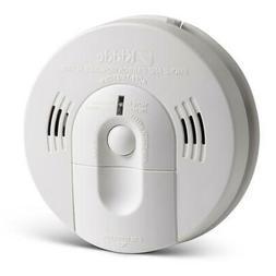 combination carbon monoxide and smoke alarm battery