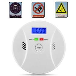 combination carbon monoxide and smoke alarm battery