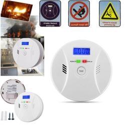 Combination Carbon Monoxide and Smoke Alarm CO & Smoke Detec
