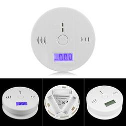 Combination Carbon Monoxide and Smoke Alarm CO & Smoke Detec