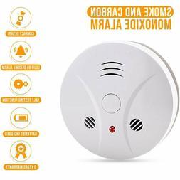 Combination Photoelectric Smoke Alarm And Carbon Monoxide De