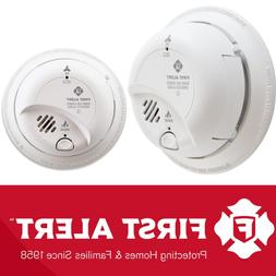 Combination Smoke and Carbon Monoxide Detector BRK 9120B Har