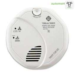 First Alert Combination Smoke and Carbon Monoxide Detector w