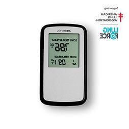 Corentium Home Radon Detector by Airthings 223 Portable, Lig