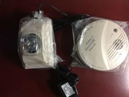 COSTAR Carbon Monoxide Detector Kit Horn,strobe Light