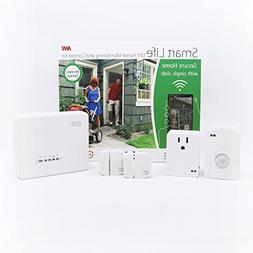 SENTROL CLOUD DIY Smart Home Alarm Kit, Smart brain as WiFi