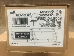 System Sensor DNRW Intelligent Non-Relay Duct Smoke Detector