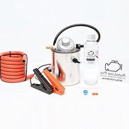 AutoLine Pro EVAP Vacuum Automotive Smoke Machine Leak Detec