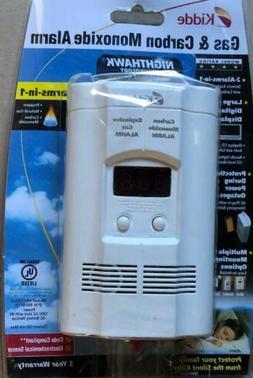 Kidde Explosive Gas And Carbon Monoxide Alarm KN-COEG