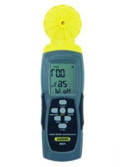 General Tools FD08 Digital Formaldehyde Meter