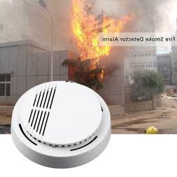 Fire Smoke Sensor Detector Alarm Tester Home Security System
