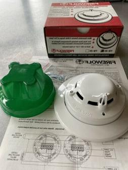 Firewolf Napco Advanced Photoelectric Smoke Detector w/Heat