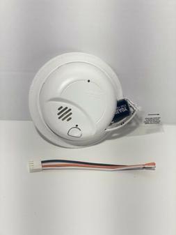 First Alert BRK 9120B Hardwired AC Powered Smoke Detector Al