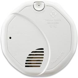 Smoke Alarm Carbon Monoxide Detector Dual Sensor Battery Pow