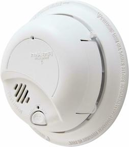 First Alert Smoke Detector Alarm Hardwired With Backup Batte