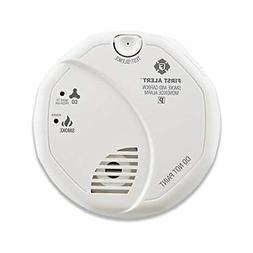 First Alert Smoke Detector and Carbon Monoxide Detector Alar