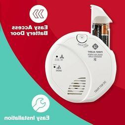 FREE 2DAY! -  First Alert SCO5CN Battery Operated Smoke & Ca