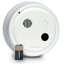 Gentex 9123T Smoke Alarm, 120V Hardwired Interconnectable Ph