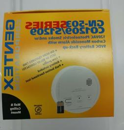 GENTEX GN-503F SMOKE AND CARBON MONOXIDE ALARM LOT OF 4