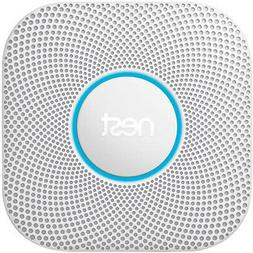 Google Nest Protect Wired Smoke and Carbon Monoxide Alarm