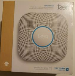 Google Nest Protect S3003LWES Wired Carbon Monoxide & Smoke