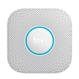 Google Nest Protect S3003LWES Wired Smoke, Carbon Monoxide A