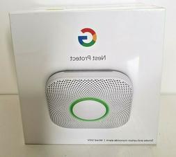 Google S3000BWES Nest Protect Smoke and Carbon Monoxide Alar