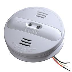 Kidde Hardwire Smoke Alarm Detectors 9V Battery Backup Ioniz