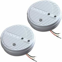 Hardwire Smoke Alarm with Hush Feature and Battery Backup Tw