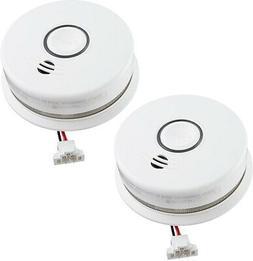 hardwire smoke carbon monoxide detector alert alarm