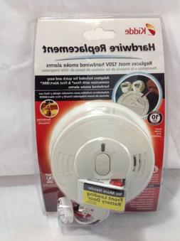 Kidde Hardwire Smoke Detector with 9V Battery Backup with Ad
