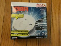 Kidde hardwired 120v smoke and carbon monoxide detector kn-c