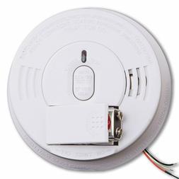 Hardwired Detector Alarm Fire Smoke Combo Sensor Battery 9V