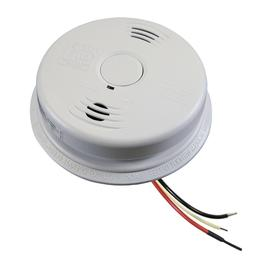 Hardwired Smoke Alarm And Carbon Monoxide Detector with Lith